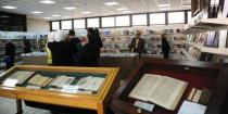 Al-Assad National Library hosts books & manuscripts exhibitions on occasion of Culture Day