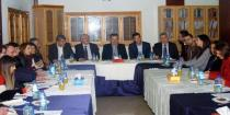 Governor of Lattakia discusses cooperation with Vice-President of the ICRC
