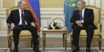Kazakh President says his country ready to host talks on Syria