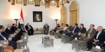 Speaker Sabbagh: Eliminating terrorists' remnants is Syria's top priority