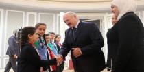 Belarusian President suggests working out recuperation program for Syrian children in Belarus