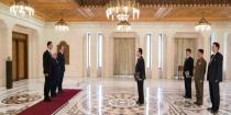 President al-Assad accepts credentials of new ambassadors of DPRK and Iraq