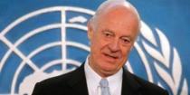 De Mistura welcomes Russian humanitarian initiative in Aleppo and calls for improving it
