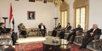 People's Assembly speaker: Syrian-Iranian parliamentary relations constantly growing