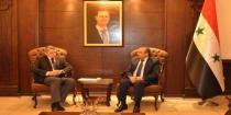 Minister of Local Administration, Belarus Ambassador discuss bilateral cooperation