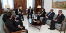 Update-President al-Assad to Ansari: the Syrian people are the owners of the final decision in any future political choices