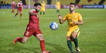 Syria ties with Australia 1-1 in the World Cup 2018 play-off qualifications