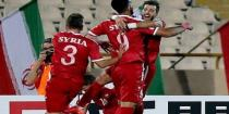 Syrian football team qualifies for play-offs of 2018 FIFA World Cup qualification