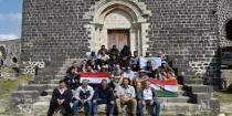 Syrian archeologists participate in Bridge of Civilizations Conference in Hungary