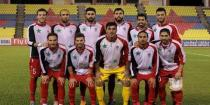 Syrian football team in best rank in its history according FIFA World Ranking