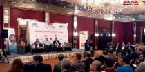 Investment, Reconstruction and Tourism Conference kicks off in Aleppo