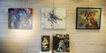 Art exhibition featuring 43 artists from across Syria held in Damascus