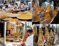 The Meadan Neighborhood and the Damascene Sweets