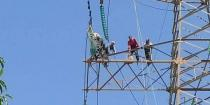 80 per cent of damaged Dar al-Kabira power line in Homs repaired