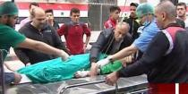 Player of al-Jaish football team martyred, seven injured in rocket shell attack on Damascus