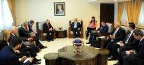 Mikdad: Syria highly appreciates Polish position on Syrian refugees