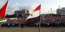Syrian delegation participates in Cuba's celebrations on International Workers' Day