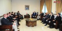 Sosan: Syria's sovereignty and territorial integrity red lines